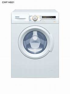 Constructa Waschmaschine Cwf14b21 Vs Elektro