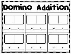 domino subtraction worksheets for kindergarten 10504 domino addition and subtraction freebie math kindergarten math math classroom math school