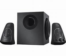 audio system subwoofer logitech z623 2 1 speaker system with subwoofer thx