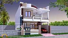 modern house plans in india modern house designs and floor plans in india youtube