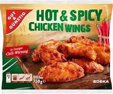 Chicken Wings Backofen - gut g 220 nstig chicken wings spicy edeka