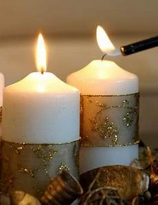 come decorare candele come decorare candele di natale