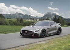 Mansory S Mercedes Amg Gt S Is A 1 2 Meter Wider 720hp Beast