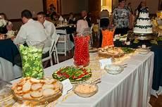 Wedding Reception Food Etiquette