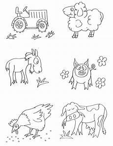Malvorlagen Tiere Bauernhof Free Printable Farm Animal Coloring Pages For