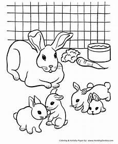 coloring pages 17539 kleurplaat konijn kleurplaten