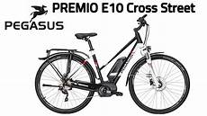 pegasus premio e10 cross modell 2016 produktvideo