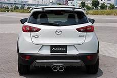 autoexe tuned cx 3 looks great and gets upgraded