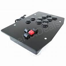 Arcade Controller Fight Stick Joystick by Rac J500k Keyboard Arcade Fight Stick Controller