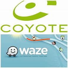 Waze Coyote Certains Contr 244 Les Ne Seront Plus Signal 233 S