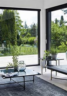 calming modern calm interiors with large windows my paradissi
