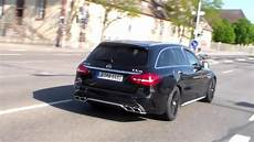 mercedes c63 s amg t modell lovely sound hd