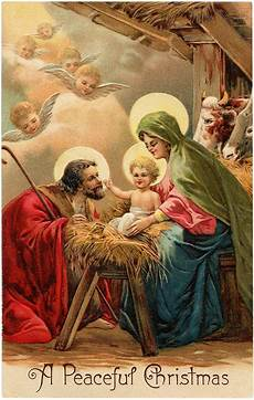 merry christmas nativity image 8 vintage christmas nativity images the graphics