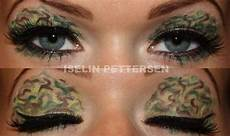 camouflage make up bareiselin camouflage makeup look 2 goin commando