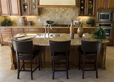 Kitchen Island Table With Chairs by Setting Up A Kitchen Island With Seating