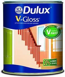 Kilap Lebih Sempurna Dengan Cat Kayu Besi Dulux V Gloss
