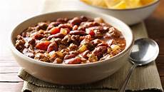 chilli con carne rezept how to make chili bettycrocker