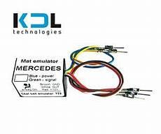 for mercedes w163 w203 w210 passenger seat occupancy sensor bypass mat emulator ebay