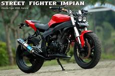Modifikasi Honda Tiger 2000 by Honda Honda Tiger 2000 Moto Zombdrive