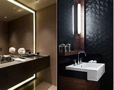 bad modern gestalten mit licht bad spiegel mit