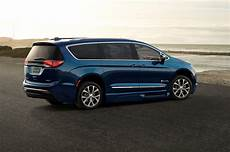 2017 Chrysler Pacifica Adds Touring Plus Trim Motor Trend