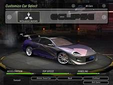 NFS Underground 2 Fast Furious Cars By IMIMIMOPOPOP