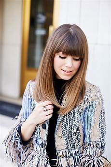 easy hairstyles for straight hair with bangs 8 easy steps for a straight hairstyle with bangs bridal