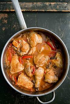 chicken cacciatore hunter style chicken recipe simplyrecipes com