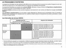 Carnet D Entretien Sandero Dacia Forum Marques