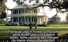 forrest gump house plans 22 facts from the making of forrest gump house