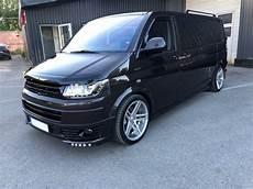 vw caravelle t5 front bumper spoiler suitable for vw transporter multivan