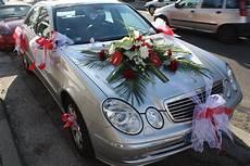 Composition Florale Voiture Mariage U Car 33