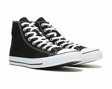 converse chuck all high top sneaker black