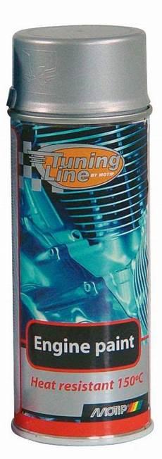 Bombe Peinture Moteur Aluminium Motip 400 Ml M04093