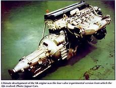 jaguar aj6 engine the jaguar xk engine aj6 engineering