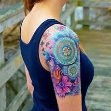 Frauen Schulter - shoulder tattoos for tattoofanblog