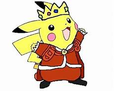 Gambar Kartun Pikachu Gambar 3
