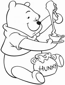 baby winnie the pooh coloring pages getcoloringpages