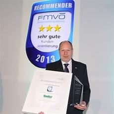 Tiroler Versicherung Mit Recommender Award 2013