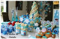 L Atelier De Natalie Sweet Table Theme Reine Des Neiges