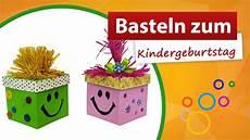 basteln zum kindergeburtstag trendmarkt24 bastelshop