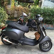 Vespa Lx Modif by Jual Jok Single Seat Vespa Modern Sprint S Lx Lxv Di