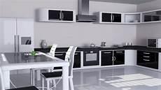 cuisine blanc et noir 85055 cuisine blanche et 35 photos et id 233 es d 233 co surprenantes