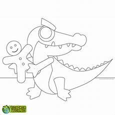kostenlose malvorlagen krokodil malvorlage weihnachten krokodil