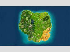 Fortnite Map 4K Wallpapers   Top Free Fortnite Map 4K