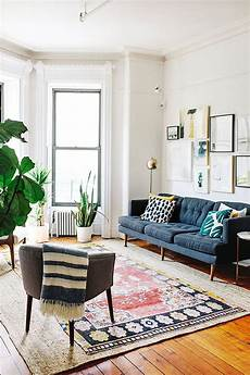 Wohnzimmer Vintage Look - a lovely laid back home in cozy apartment