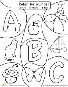 color review worksheets for preschool 12881 abc 123 worksheet education