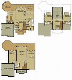 lake house plans walkout basement lake house floor plans walkout basement house plans 88204