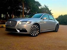 Cadillac CT6 And Lincoln Continental Comparison Pictures