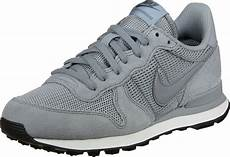 nike internationalist w shoes grey